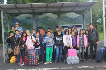 Klassenfahrt 6a & 6b auf dem Reiterhof