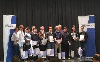 Mathematik-Wettbewerb des Landes Hessen