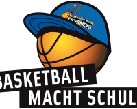 Schul-AG Besuch der Frankfurt Skyliners