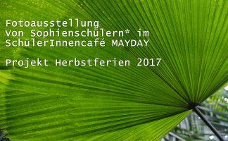 Fotoausstellung im Mayday