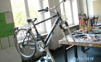 Fahrradreparatur für alle!